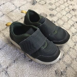 Carter's Toddler Boy Olive Velcro Sneakers